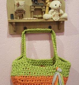 Вязанная сумка ( сумочка)