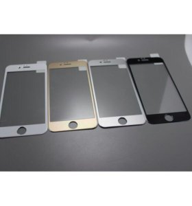 Защитные стекла 3D iPhone 6/6s/7