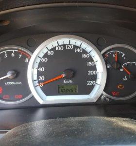 Chevrolet lacetti 1.4 МТ, хетчбэк, 2010 г.в.