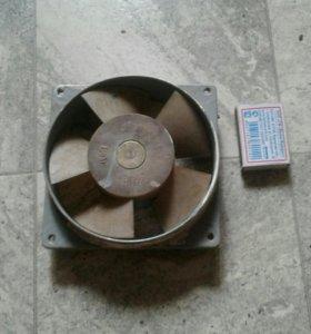 Вентилятор вытяжка
