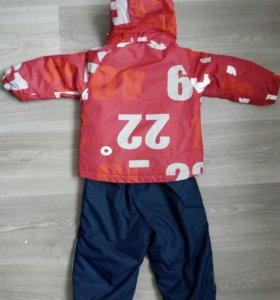 Новый зимний костюм Reima р.86+6