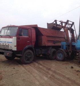 Грузоперевозки КАМАЗ, щебень, песок ,вывоз мусора.
