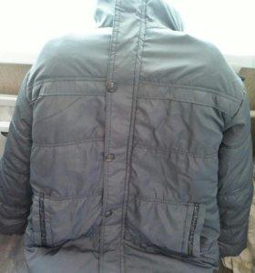 Куртка мужская осенняя.