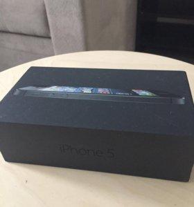 Коробка от iPhone 5 (память 16)