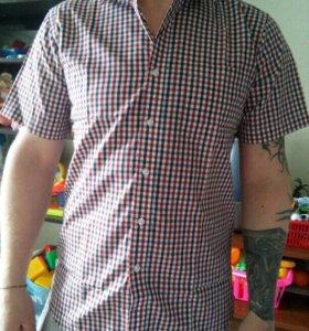 Рубашка мужская размер М новая