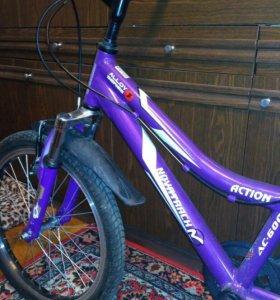"Велосипед Novatrack action 20"""