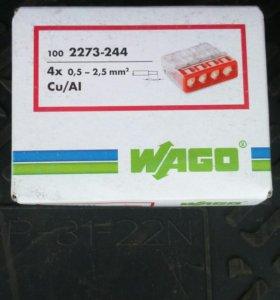 Клеммы Wago