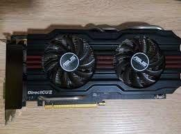 Видеокарта Asus GeForce Gtx 660