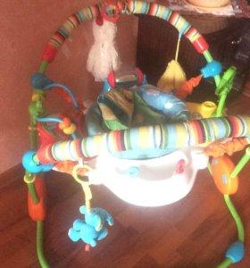 Детская стоялка/ходунки