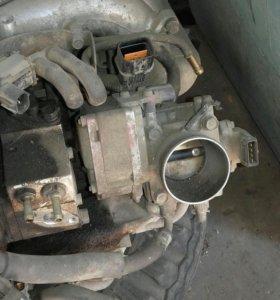 Двигатель Mitsubishi lancer cedia 2002 г. 4G15