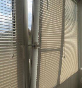 Окна, двери ПВХ.Алюминий.
