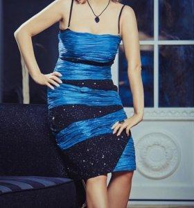 Шикарное вечернее платье,заходите в профиль