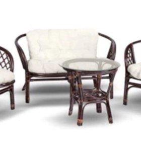 Бамбуковая мебель VIP BAMBOO RATTAN