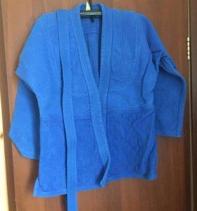 Кимоно с брюками для самбо