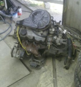 Двигатель дэу матиз, дэу тико.