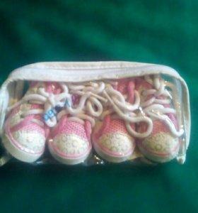 Набор обуви для вашей девочки