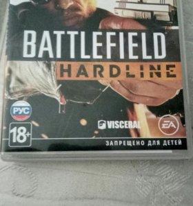 Batlefield HARDLINE