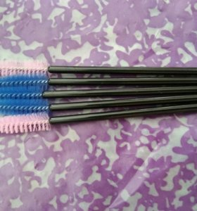 Щеточки для нарощенных ресниц