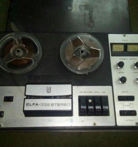 Бабиный магнитофон