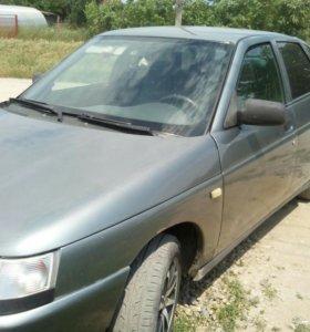 Автомобиль  21124