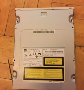 Dvd-rom Toshiba SD-M1712