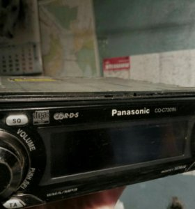 6-канальный Panasonic Mp3 магнитола