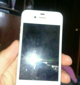 Продам айфон 4s 16g