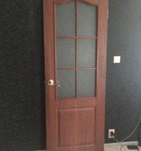 Дверь межкомнатная 2 на  70