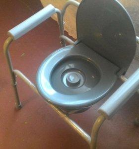 Кресло-туалет новое