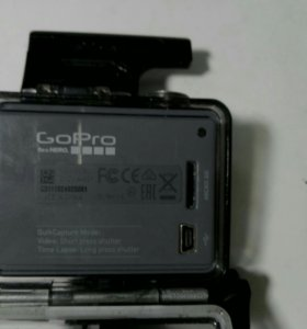 Go pro камера(с доп.оборудованием)