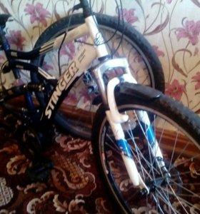 Продам велосипед Stinger sx220D горный