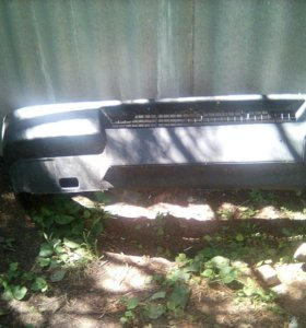 Бампер фиат уно ,радиатор печки