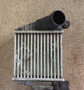 Радиатор охлаждения воздуха 1.8t vw audi