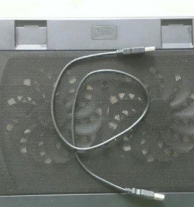 Подставка охлаждения ноутбука