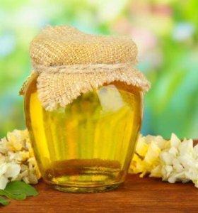 Мёд майский и акация, оптом и в розницу.
