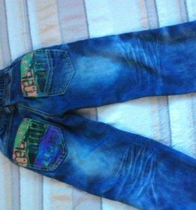 джинсы на 2-3 года