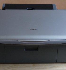 Принтер (МФУ) Epson Stylus Color CX4900