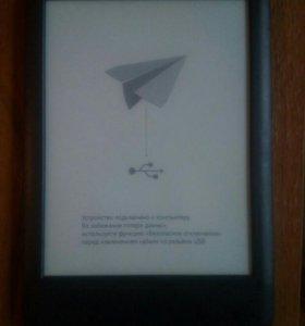 Электронная книга Qumo 4gb