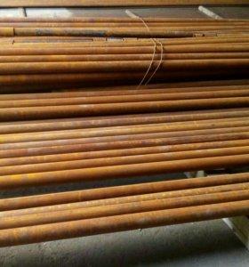 Трубы, столбы на забор