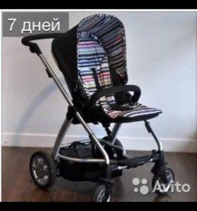 Коляска MamasPapas Sola 2в1