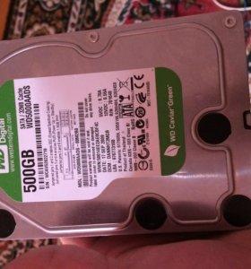 Western Digital Green 500GB