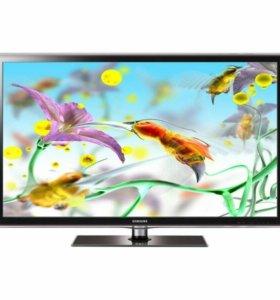 3D LED телевизор Samsung UE46D6100SW