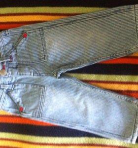 Детские штаны джинсы Levi's