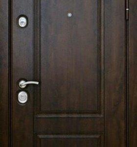 Входная дверь мдф с виноритом