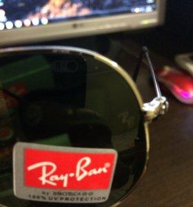 Очки Ray Ban.Новые