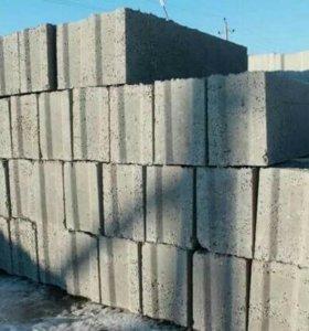 Блоки 40*20*20 ,24,12,9-(3,4,5,6)-6.