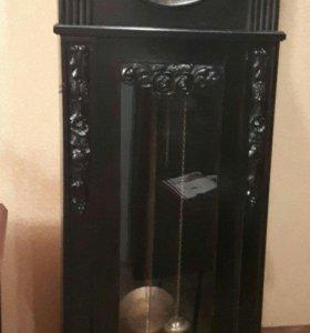 Старинные напольные часы 2 метра