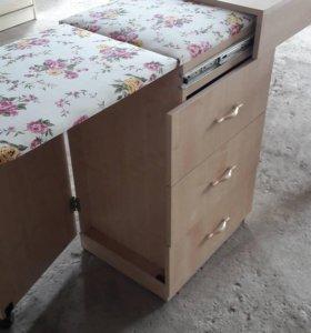 Столы))стулья))гладилки