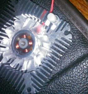 Вентилятор для видиокарты