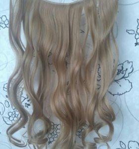 Новые волосы.